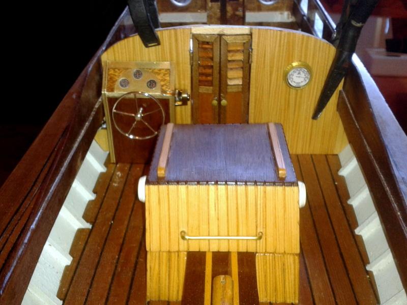 Pinasse du bassin d'Arcachon au 1/10ieme d'après plan bateau modèle de 1995 - Page 6 0210