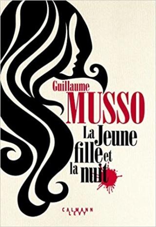 LA JEUNE FILLE ET LA NUIT de Guillaume Musso 51hjel10