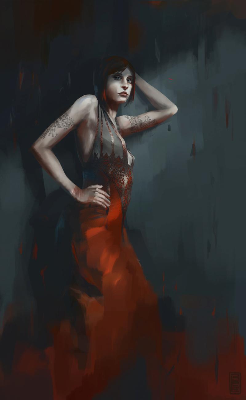 Au petit coin (de Saezher) Femme_11