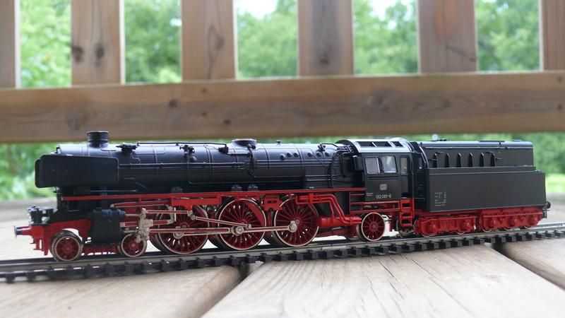 Voies Märklin anciennes et voie VB Trois rails - Page 20 P1140931