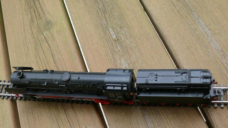 Voies Märklin anciennes et voie VB Trois rails - Page 20 P1140935