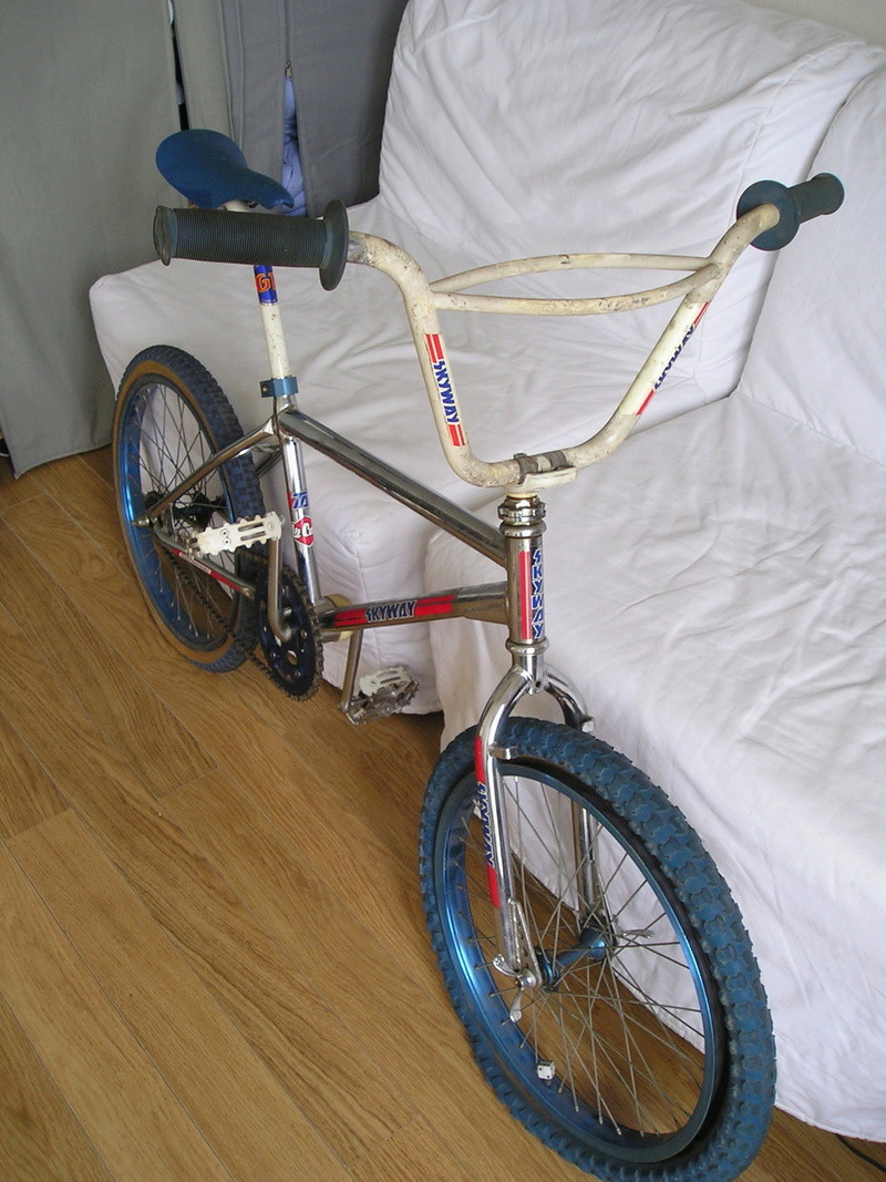 BMX Thunder TCX 2000 (stické et upgradé Skyway) 1983 P1010211