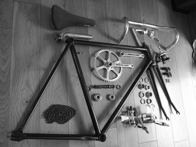 Vélo de piste français années 70 P1120112