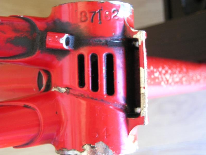 Cinelli SC Modello A 1987 Columbus SLX Thumb_25