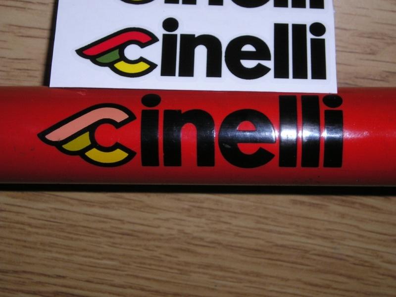 Cinelli SC Modello A 1987 Columbus SLX Thumb_27