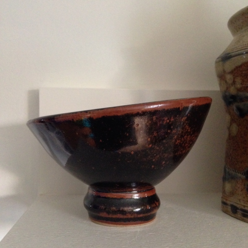 please help id pottery bowl - possibly Ivan Martin, Cricklade Pottery Img_4617