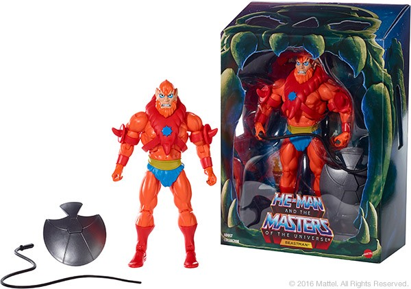 Beast-Man / Beastman (Filmation) - Topic officiel B111