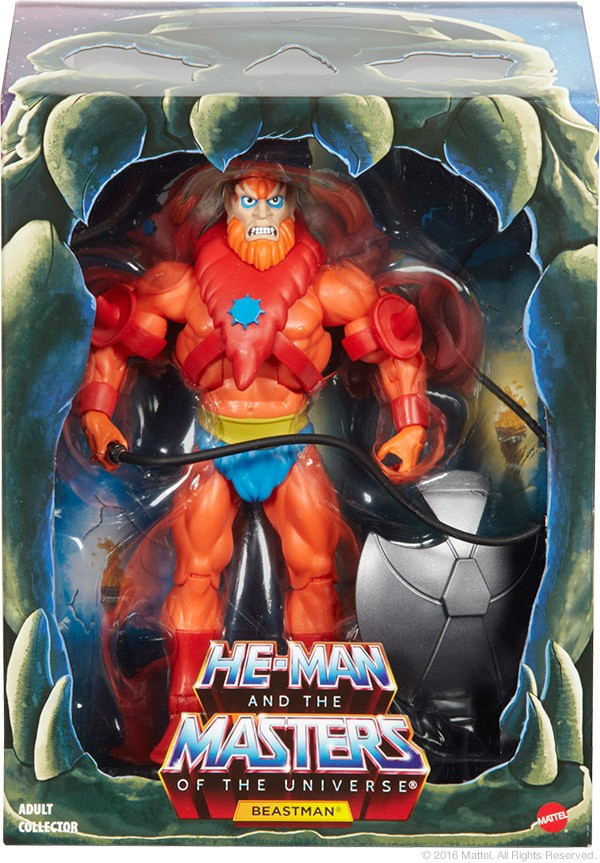 Beast-Man / Beastman (Filmation) - Topic officiel B211