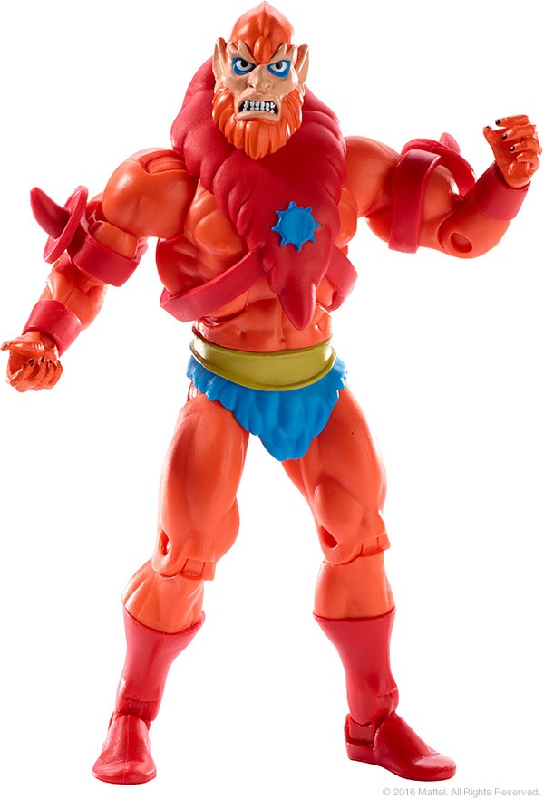 Beast-Man / Beastman (Filmation) - Topic officiel B810