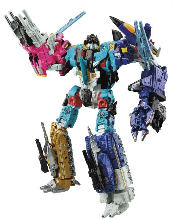Combiner Wars Devastator & autres robots de la gamme - Page 2 Liokai10