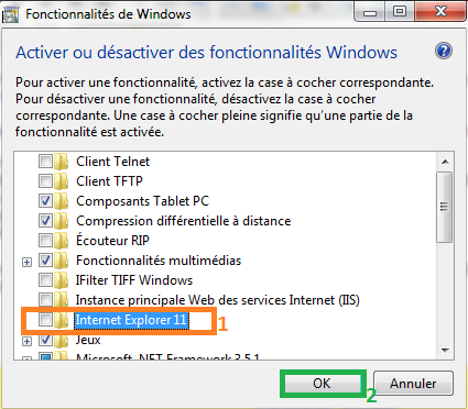 Désactiver internet explorer (Windows 7) Sup_ie11