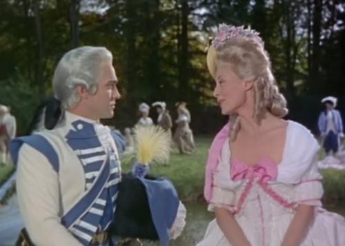 Marie Antoinette avec Michèle Morgan (Delannoy) - Page 10 36074810