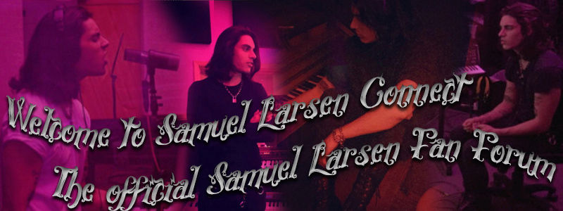Samuel Larsen Connect