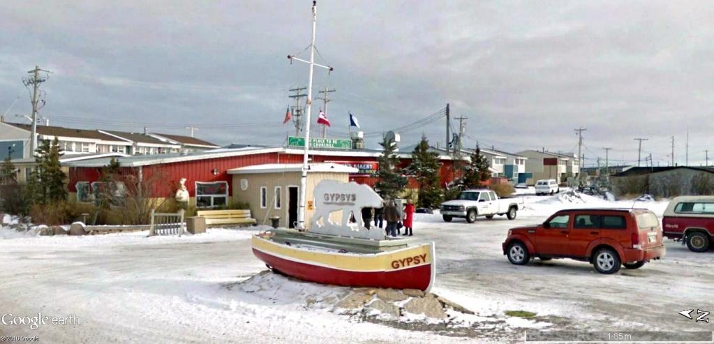 « Capitale mondiale de l'ours polaire » Churchill (Manitoba) - Canada Gypsy_11