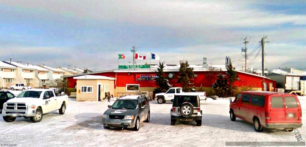« Capitale mondiale de l'ours polaire » Churchill (Manitoba) - Canada Gypsy_12