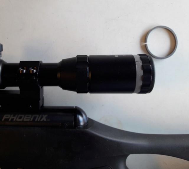 Truc pour fiabiliser une lunette  Bagueb11