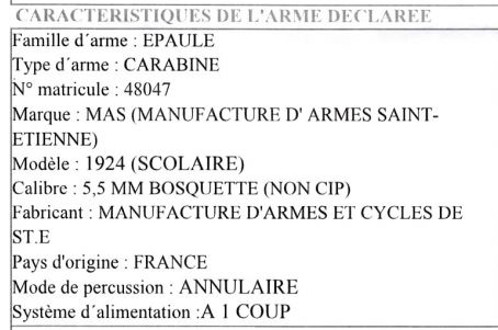 Une Lebel scolaire cal. 22 - Page 3 Caract10