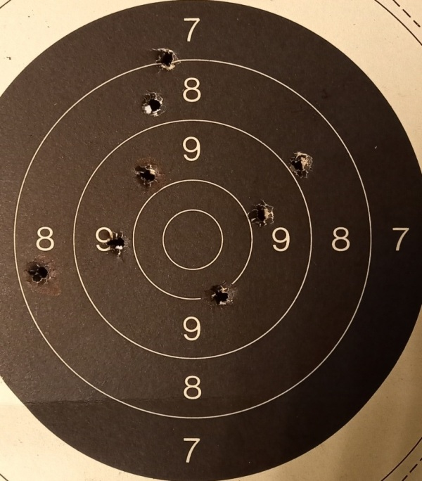 Lunettes de vue pour le tir. Carton21