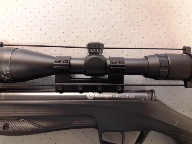 Carabine Benjamin Trail NP XL 1100  .22 Suppor34
