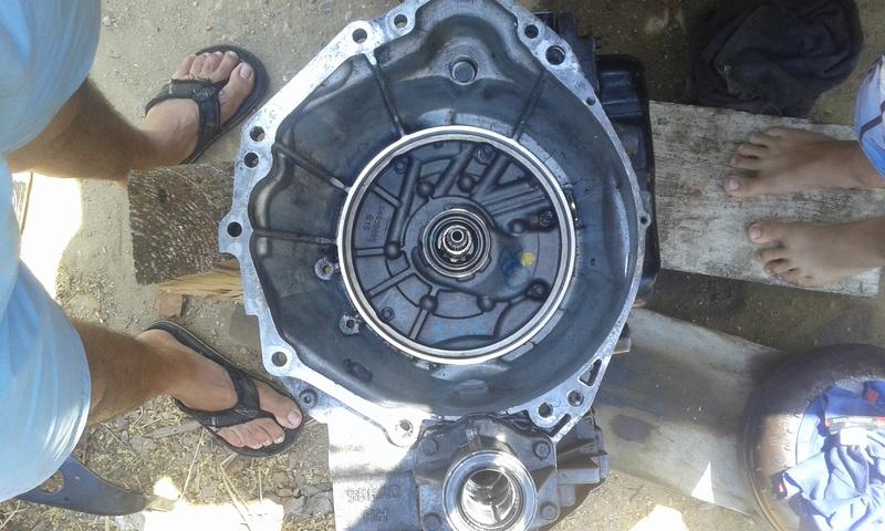 Pompe hydraulique de boite de vitesse automatique s4 2l8crd  20160818