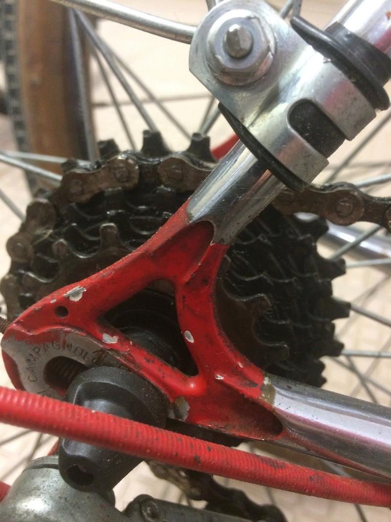quelqu'un reconnait il la marque de ce vélo? Img_2427