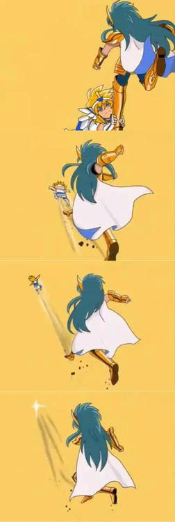 Parodie d'images de dessins animés - Page 2 Hyoga_11