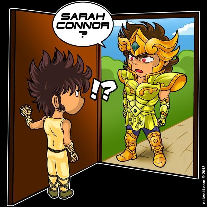 Parodie d'images de dessins animés - Page 2 Sarah-10