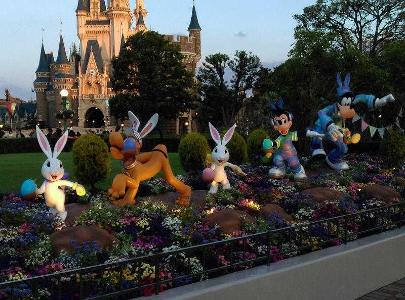4,5 jours au coeur de la magie à Tokyo Disney Resort juin 2016 Imag0810