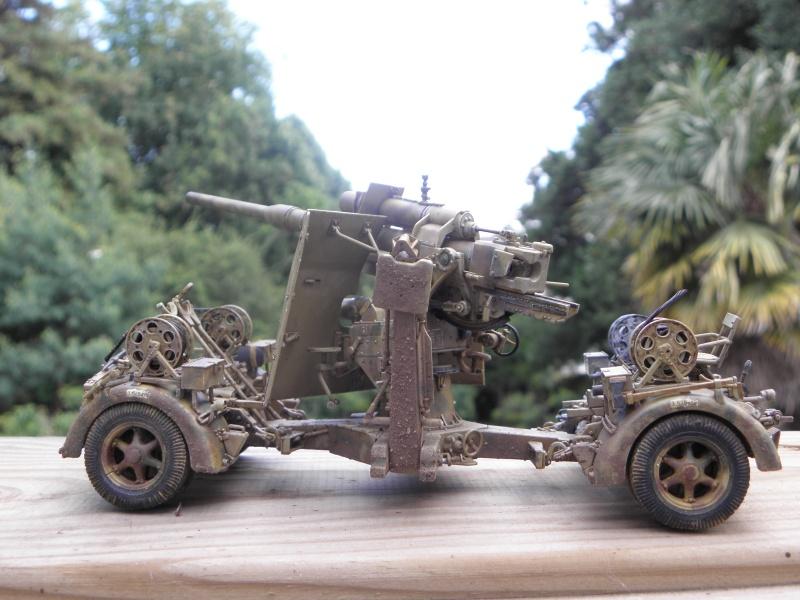 Flak37 88mm - Dragon - 1/35 fini  - Page 4 P6280311