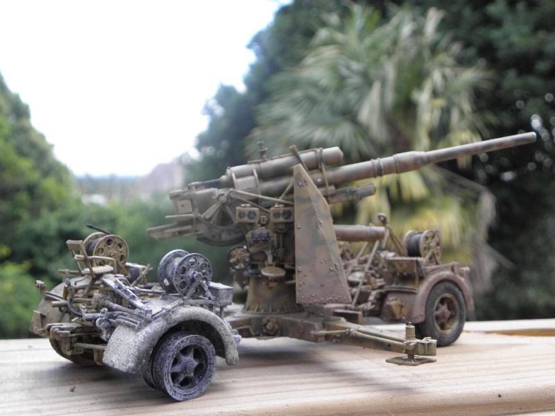 Flak37 88mm - Dragon - 1/35 fini  - Page 4 P6280314