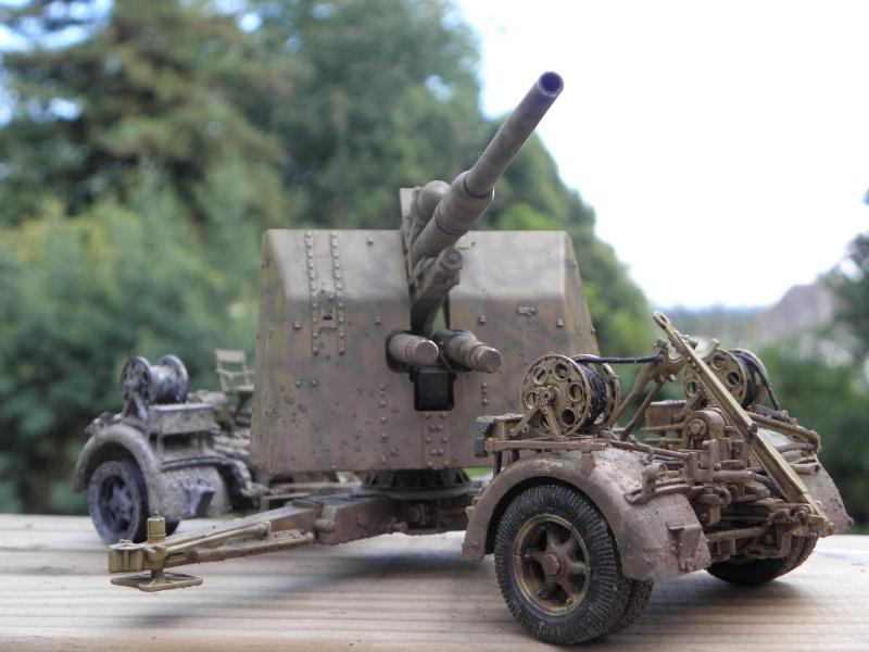 Flak37 88mm - Dragon - 1/35 fini  - Page 4 P6280315