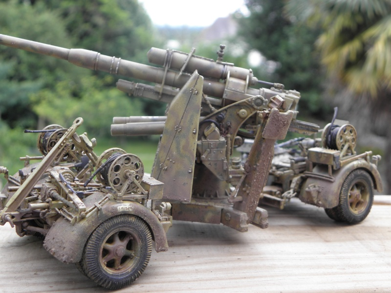 Flak37 88mm - Dragon - 1/35 fini  - Page 4 P6280318