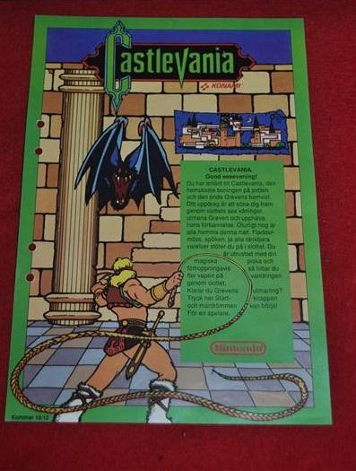 Nintendo Famicom - Castlevania 21941710