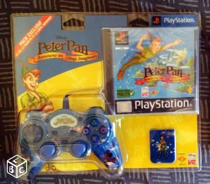 Recherche Pack Playstation 1 sous blister rigide Disney 2f510b10