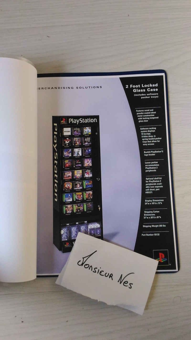 Catalogue Marchand Playstation 1&2 P_201611
