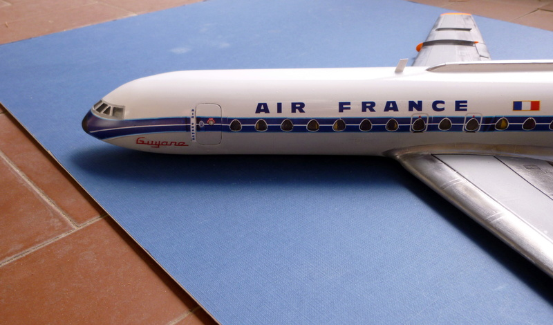 Sud-Aviation SE 210 Caravelle  Air France Mach 2 1/72 - Page 5 00611