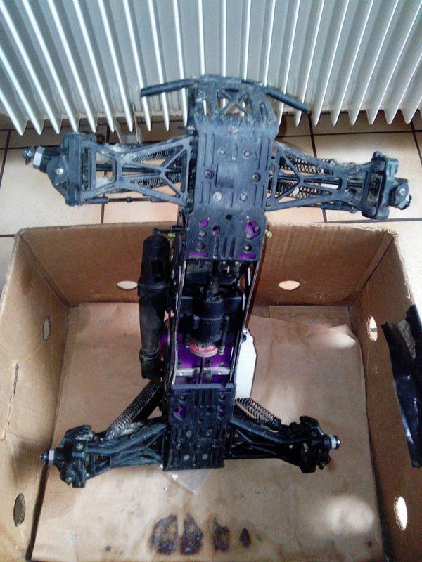 savage x4.6 sortie de garage . eric59 Img_2011