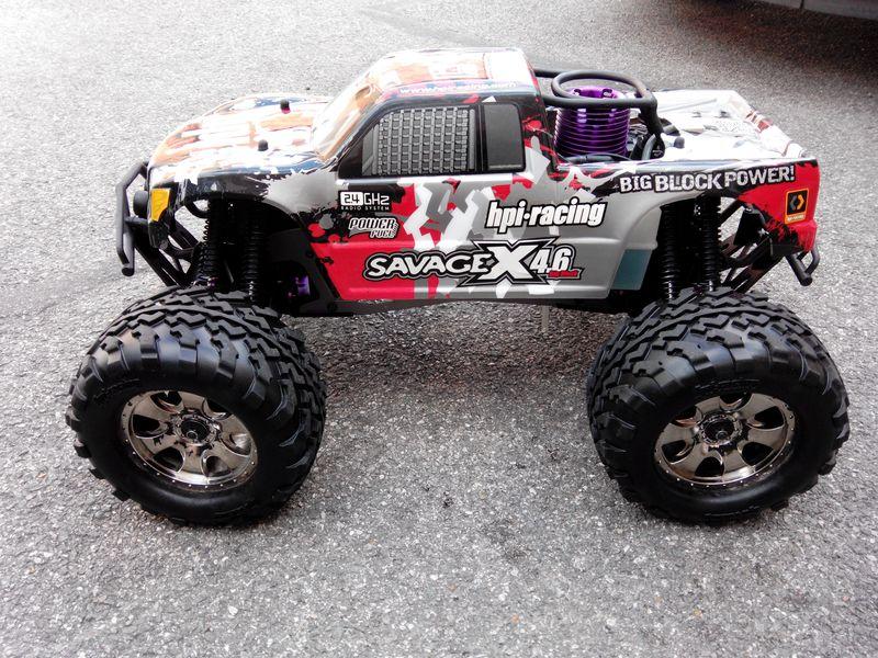 savage x4.6 sortie de garage . eric59 Img_2042