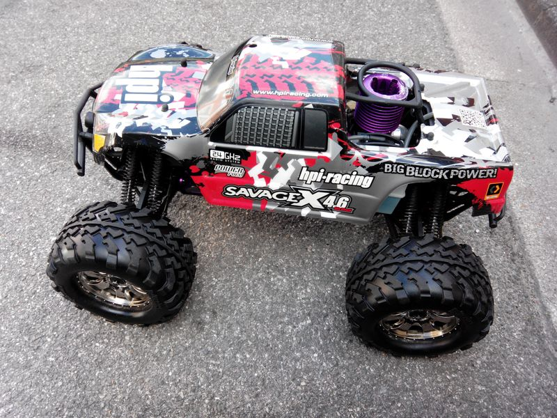 savage x4.6 sortie de garage . eric59 Img_2043