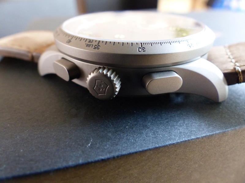 victorinox - Petite revue de la VICTORINOX Mach 9 Limited Edition P1070313