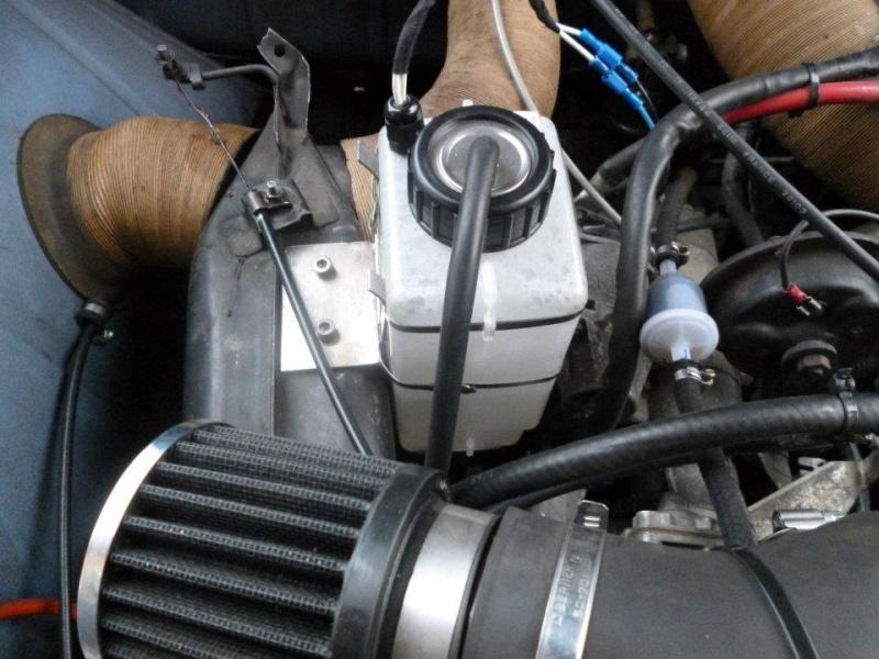 Dopage à l'eau des moteurs essence ou diesel 30561710