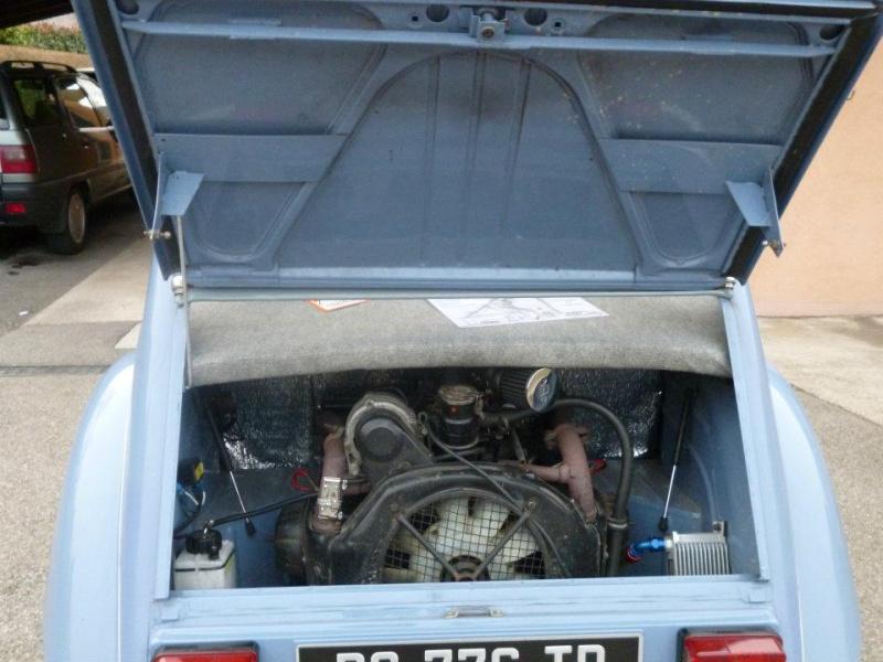 Dopage à l'eau des moteurs essence ou diesel 30625410