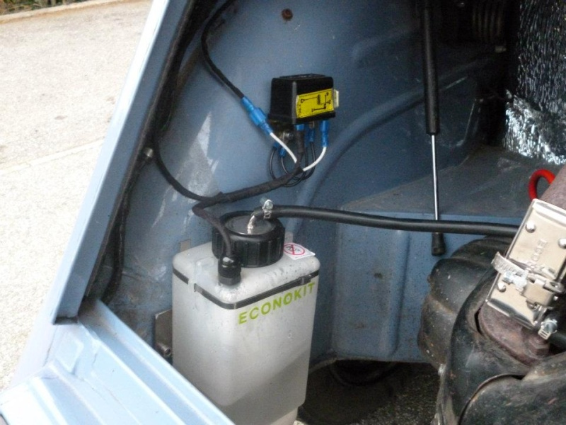 Dopage à l'eau des moteurs essence ou diesel 53314610