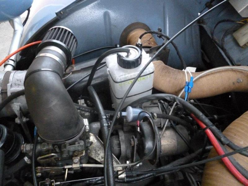 Dopage à l'eau des moteurs essence ou diesel 54767110