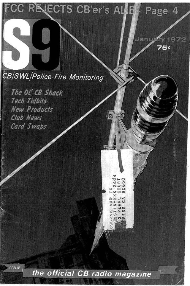 S9  (Magazine (USA) Cb-rad10