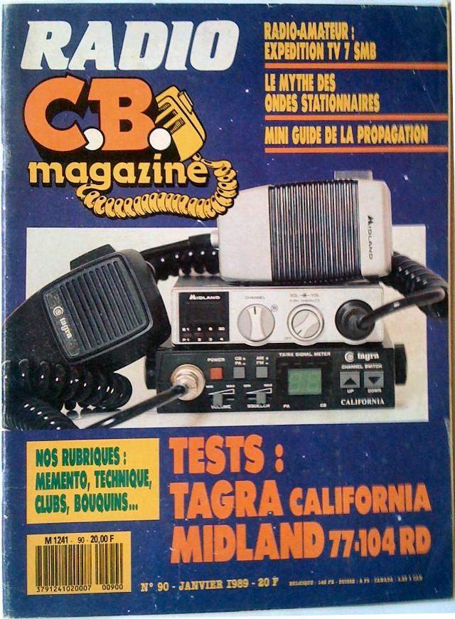 C.B. Magazine - Radio C.B. Magazine (Magazine (Fr.) Midlan12