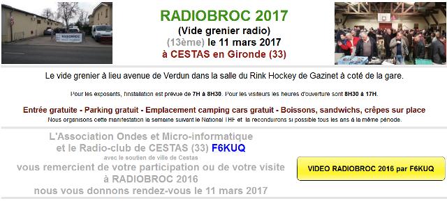 Tag 11 sur La Planète Cibi Francophone Radiob10