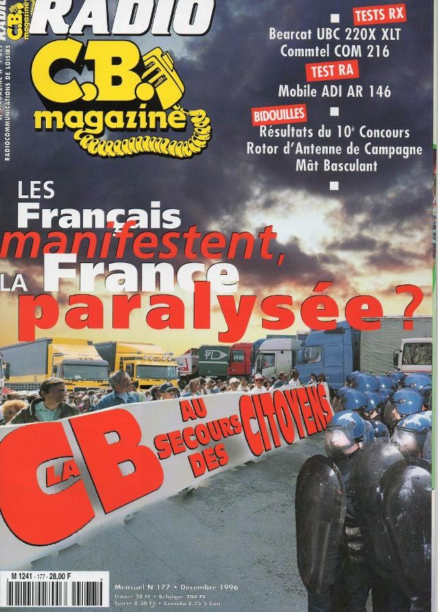 C.B. Magazine - Radio C.B. Magazine (Magazine (Fr.) Rcbm_110