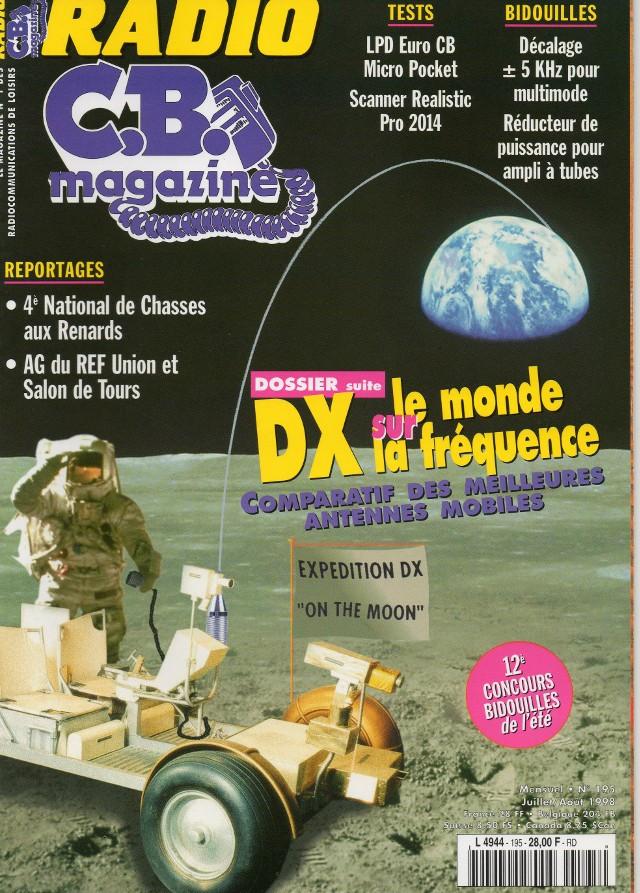 C.B. Magazine - Radio C.B. Magazine (Magazine (Fr.) Rcbm_113