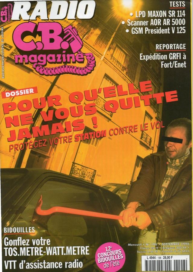 C.B. Magazine - Radio C.B. Magazine (Magazine (Fr.) Rcbm_114